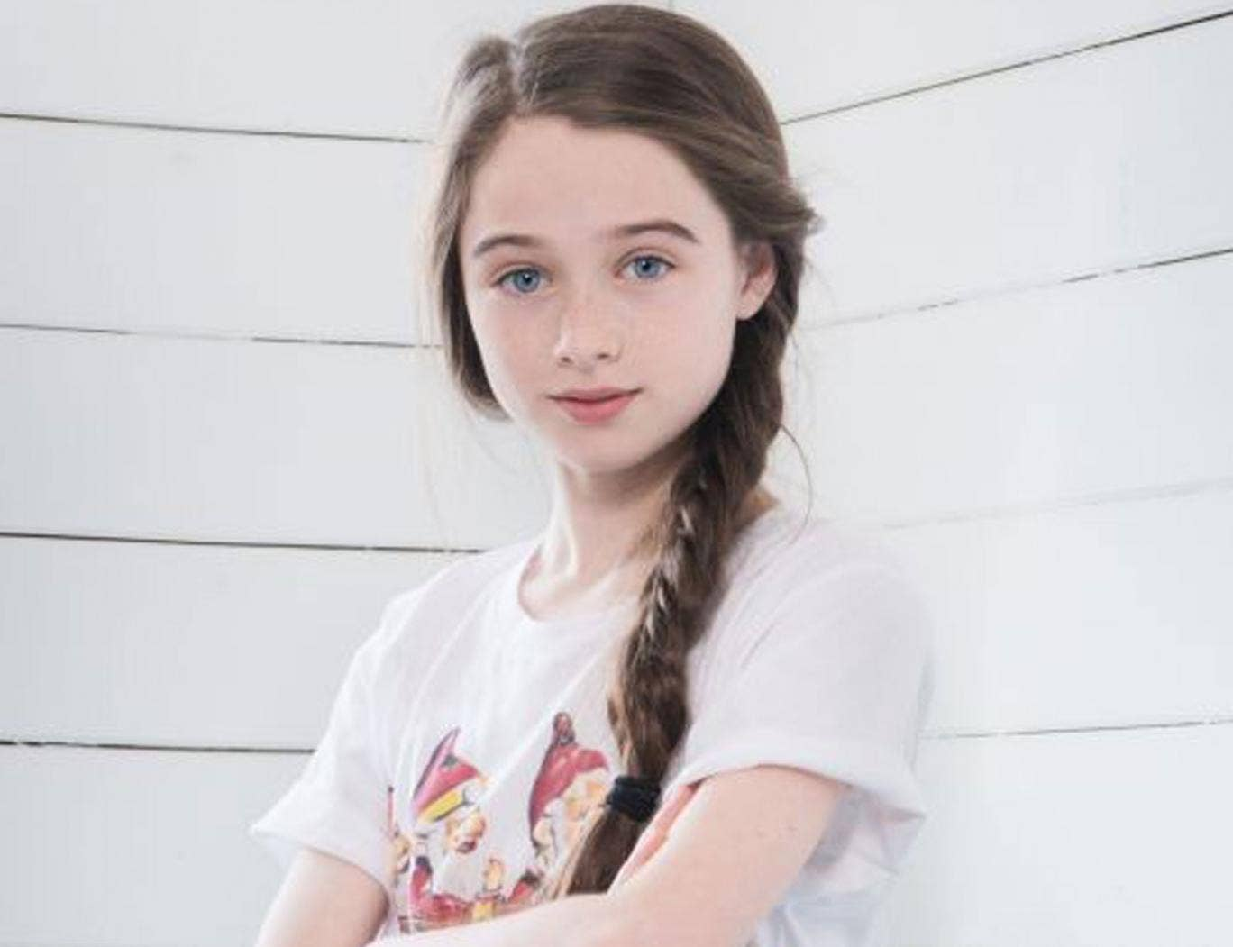 Raffey Cassidy, who is included in this year's Screen International's UK Stars of Tomorrow selection