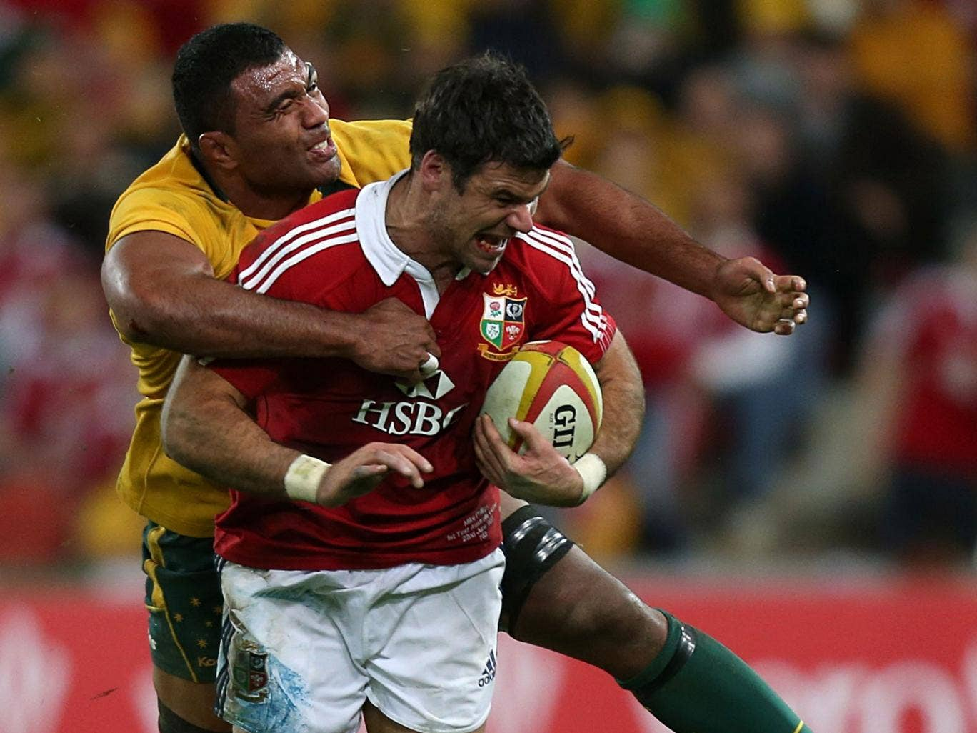 Mike Phillips is a Gatland favourite but has been dropped