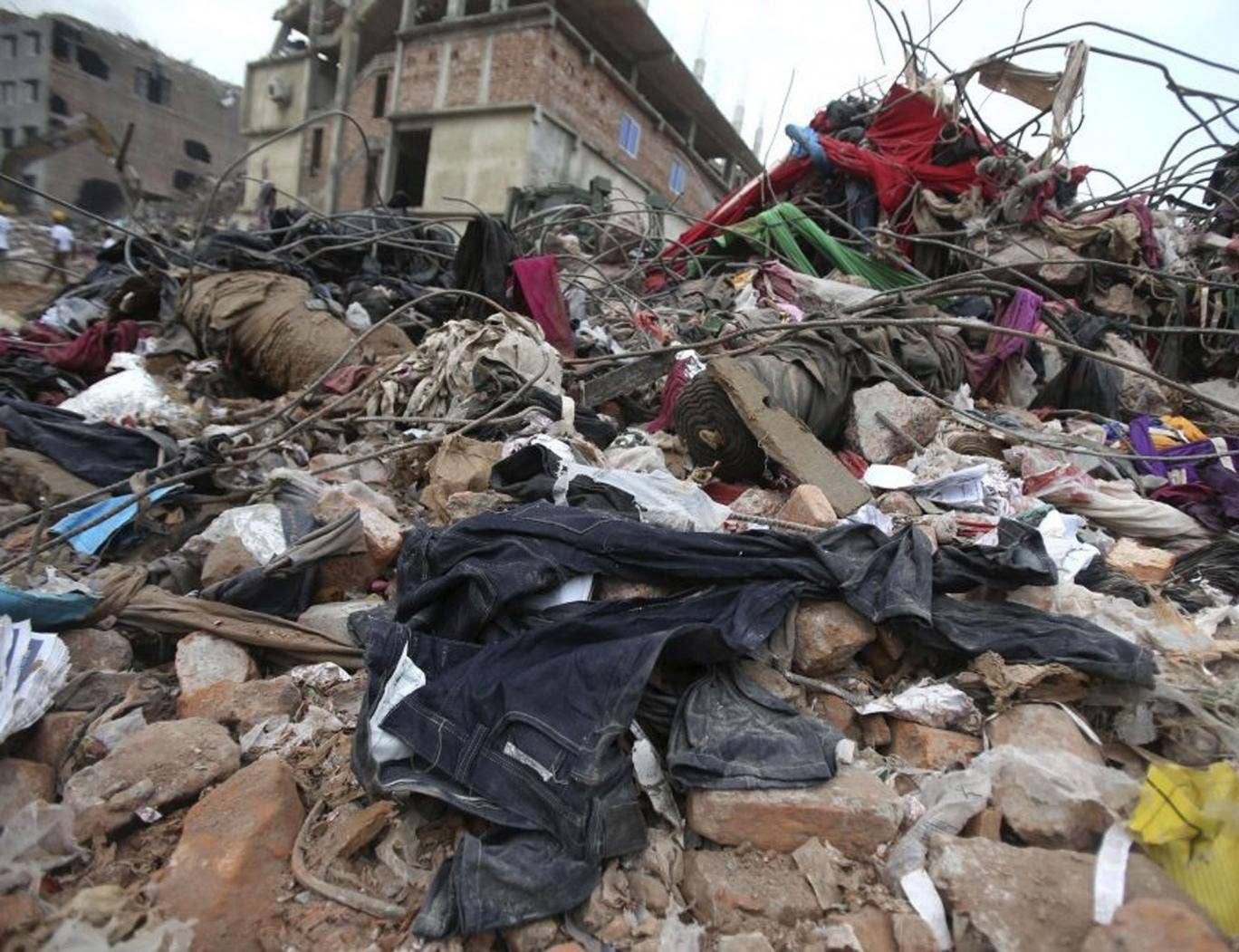 The purported hysteria can be triggered by large-scale tragedies such as the Rana Plaza disaster