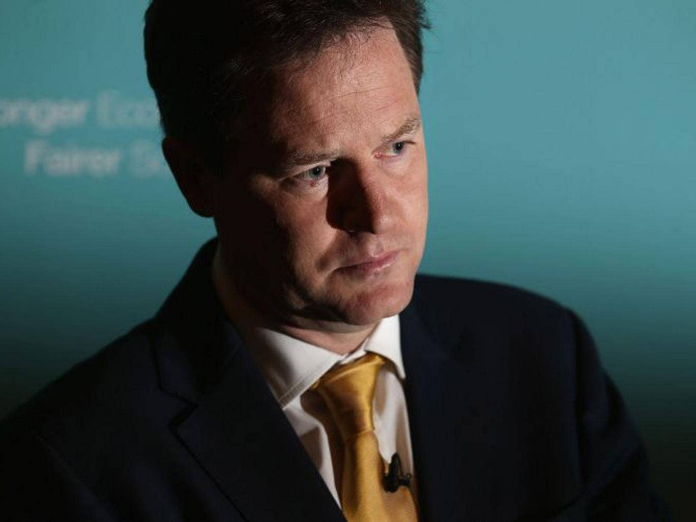 Nick Clegg criticised David Cameron's plans for a Europe referendum and to reward marriage in the tax system