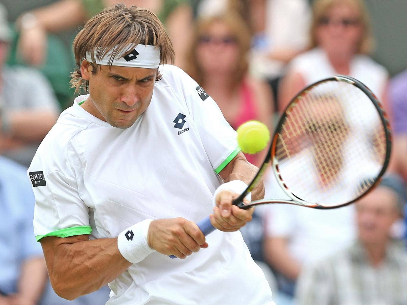 David Ferrer has proved his ability on all surfaces