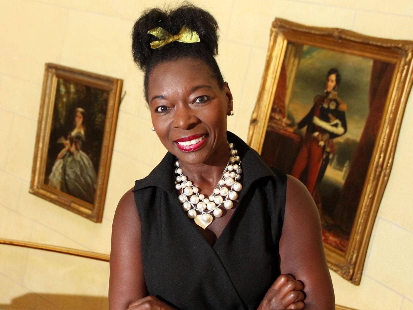 Baroness Benjamin: 'Being visibly different to family members may result in a sense of not belonging or not feeling able to identify with their family'