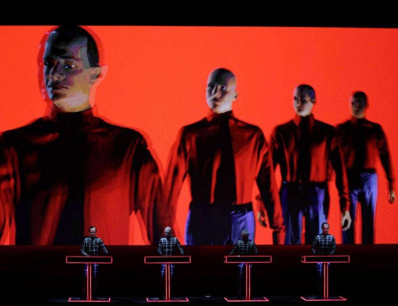 Kraftwerk will play T in the Park