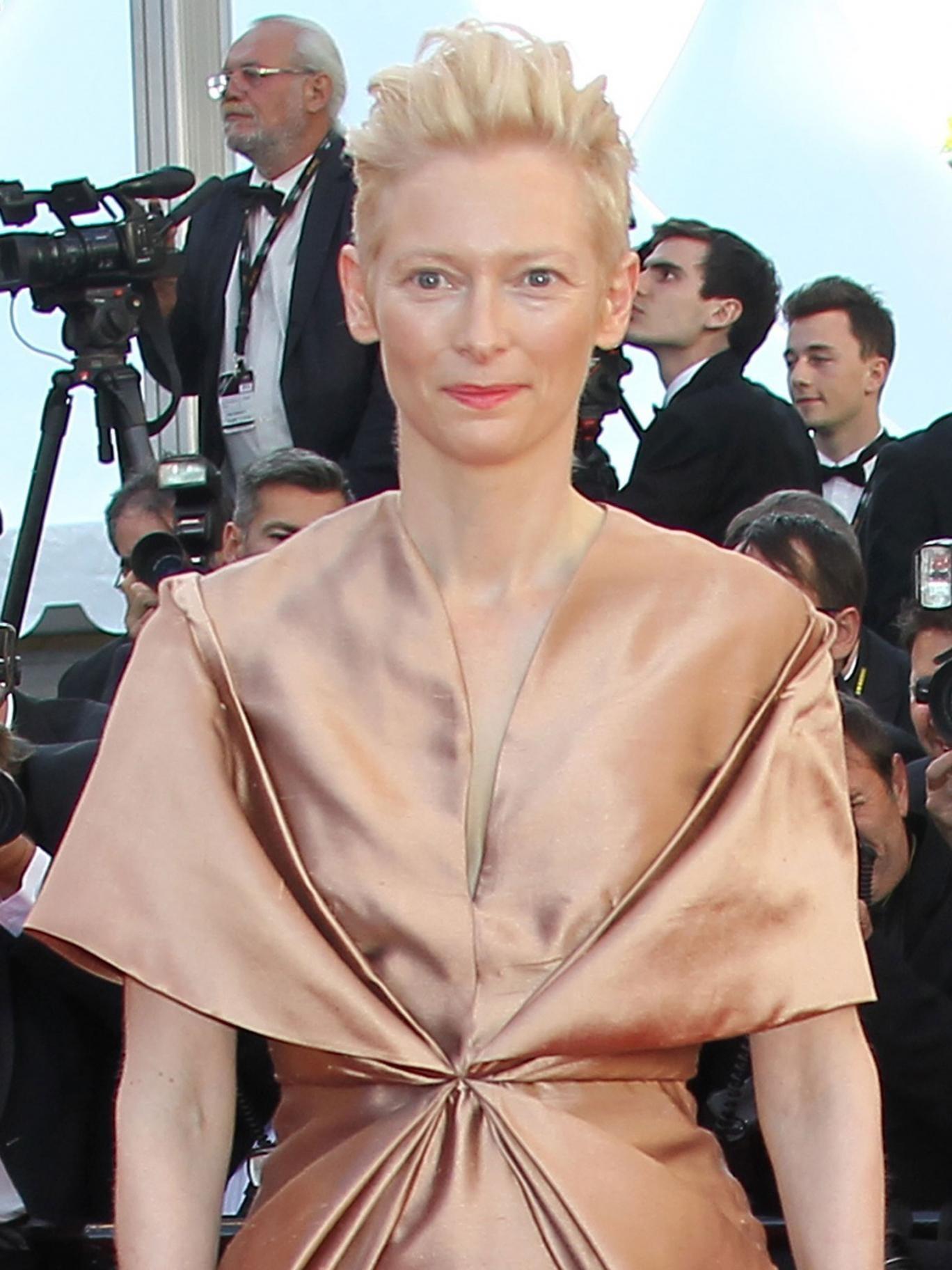 Tilda Swinton, actress