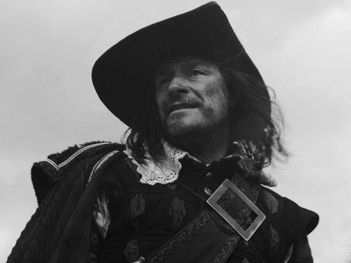 Devil rides out: A Field in England, with Julian Barratt, drums up an earthly inferno out of next to nothing