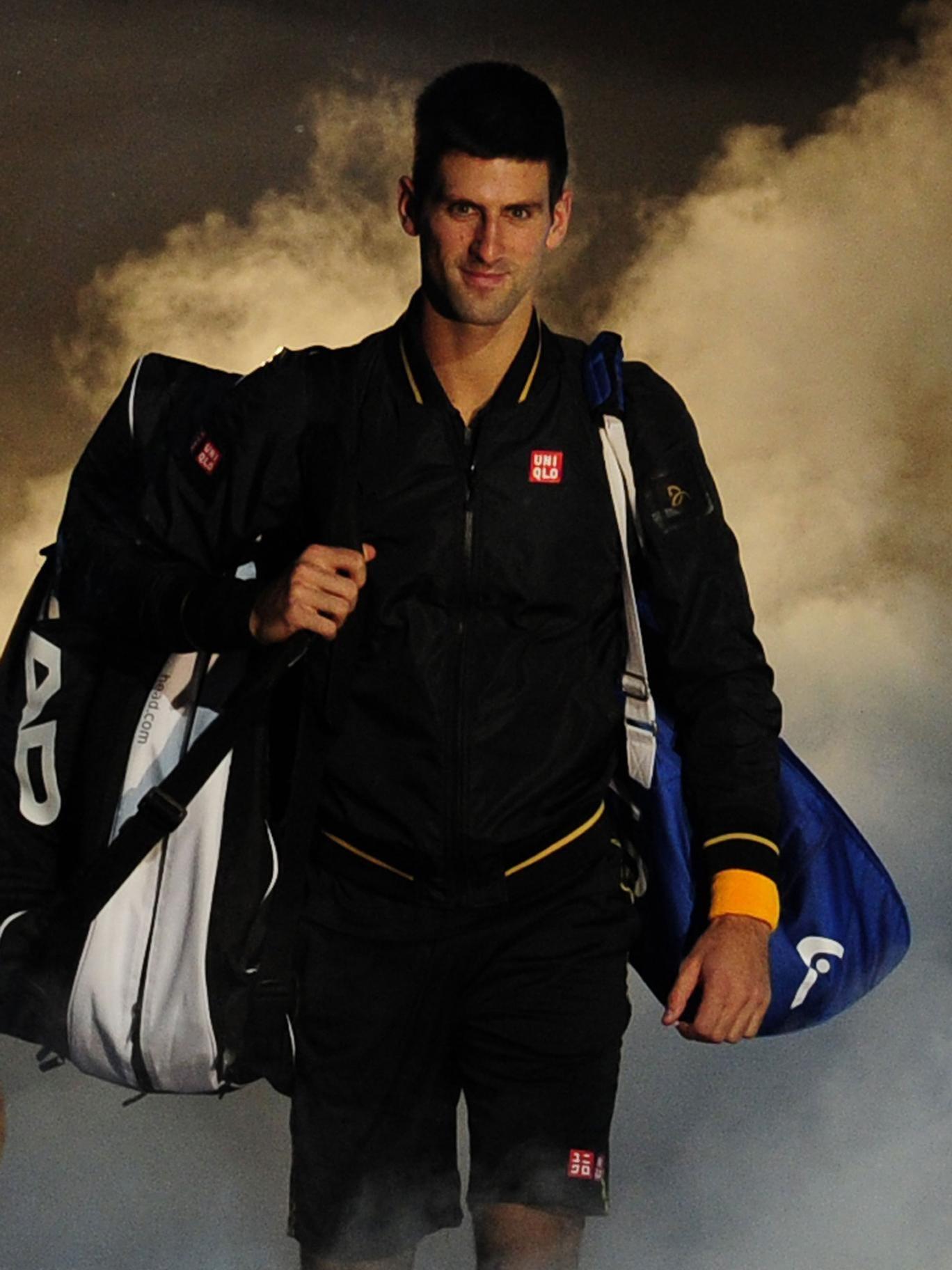 Djokovic also likes fairytale endings