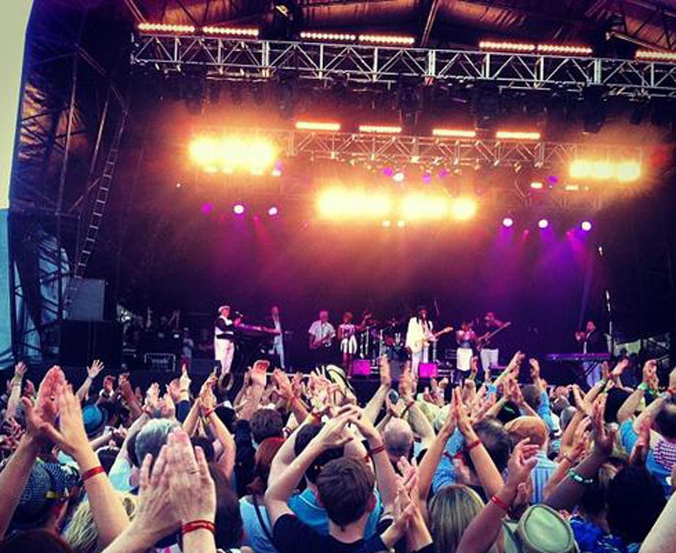Love Supreme Jazz Festival, 2013