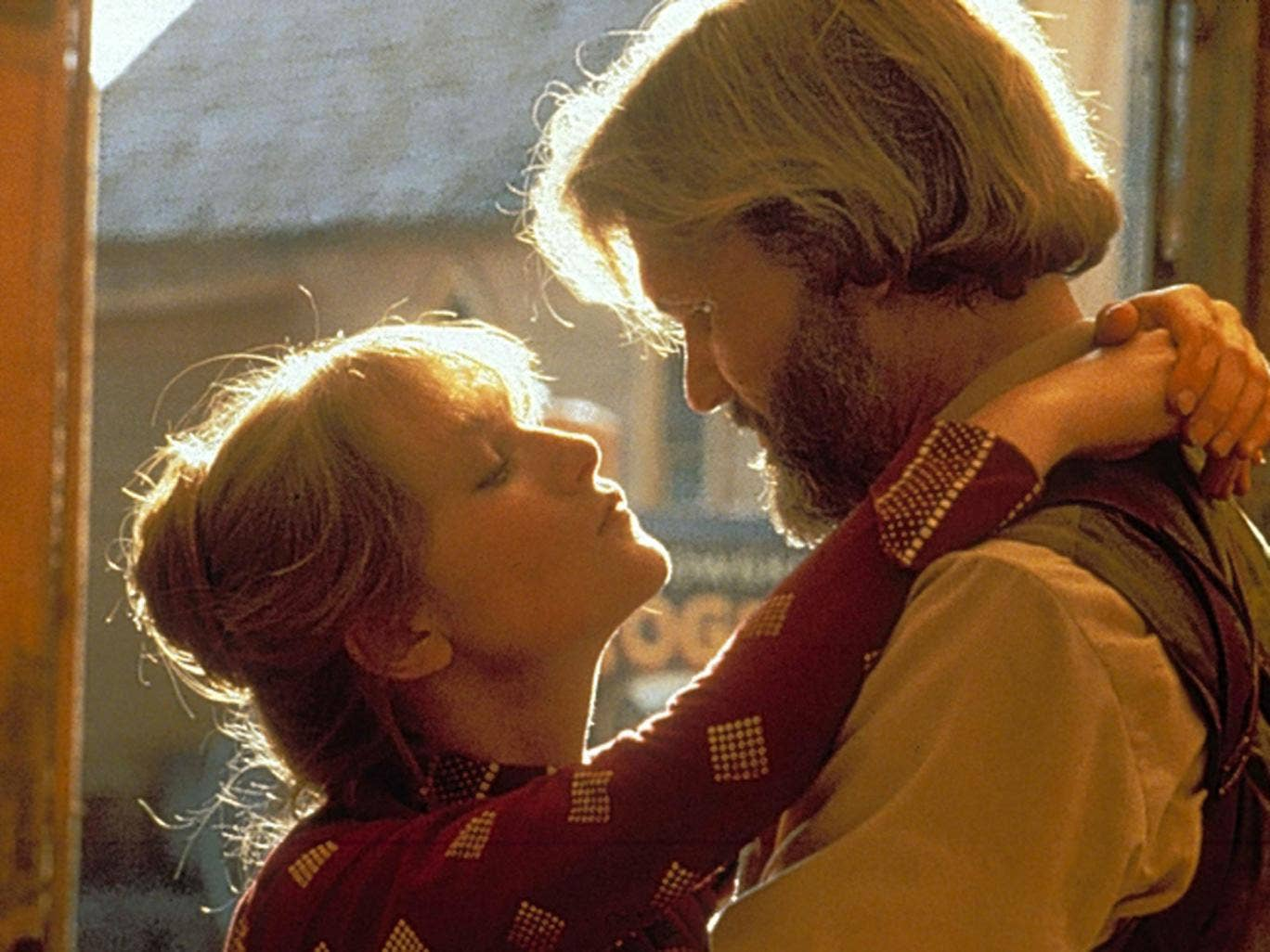 Trouble in paradise: Isabelle Huppert and Kris Kristofferson in the box-office flop 'Heaven's Gate'