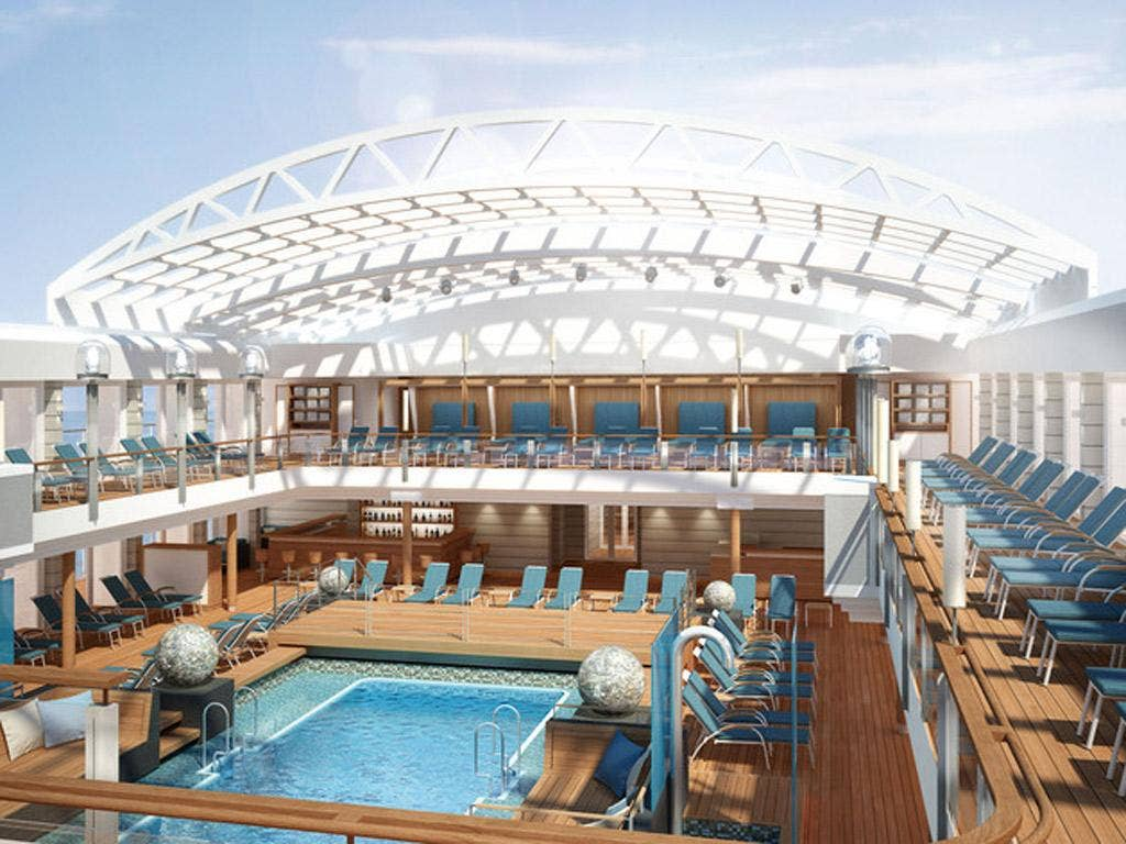 Hapag-Lloyd Kreuzfahrten hopes to attract more British passengers with its Europa 2