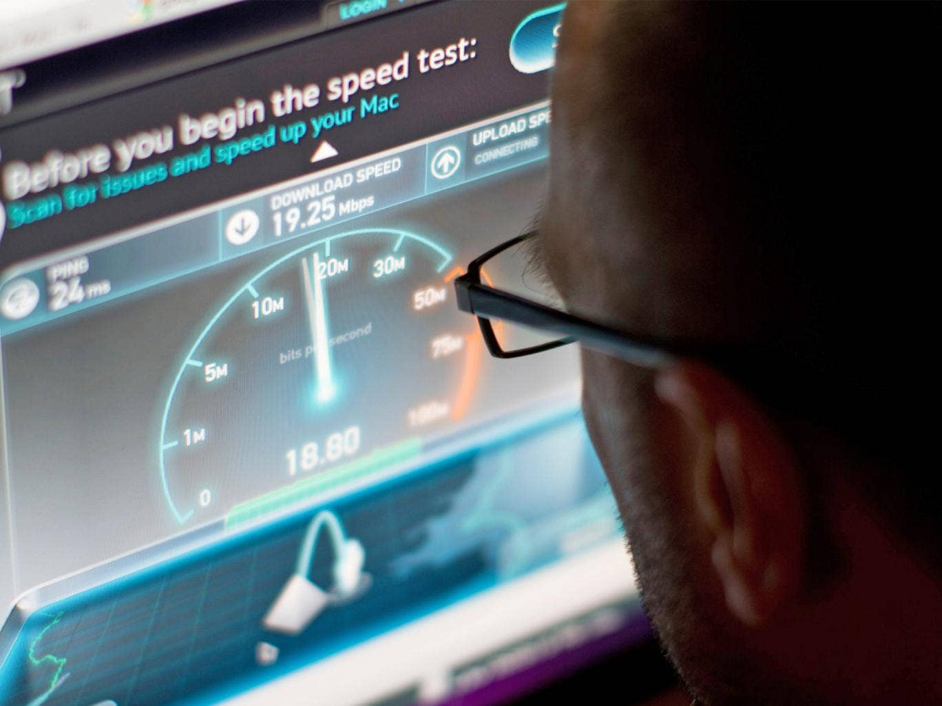 We are rarely satisfied with the speed at which we access the internet at home