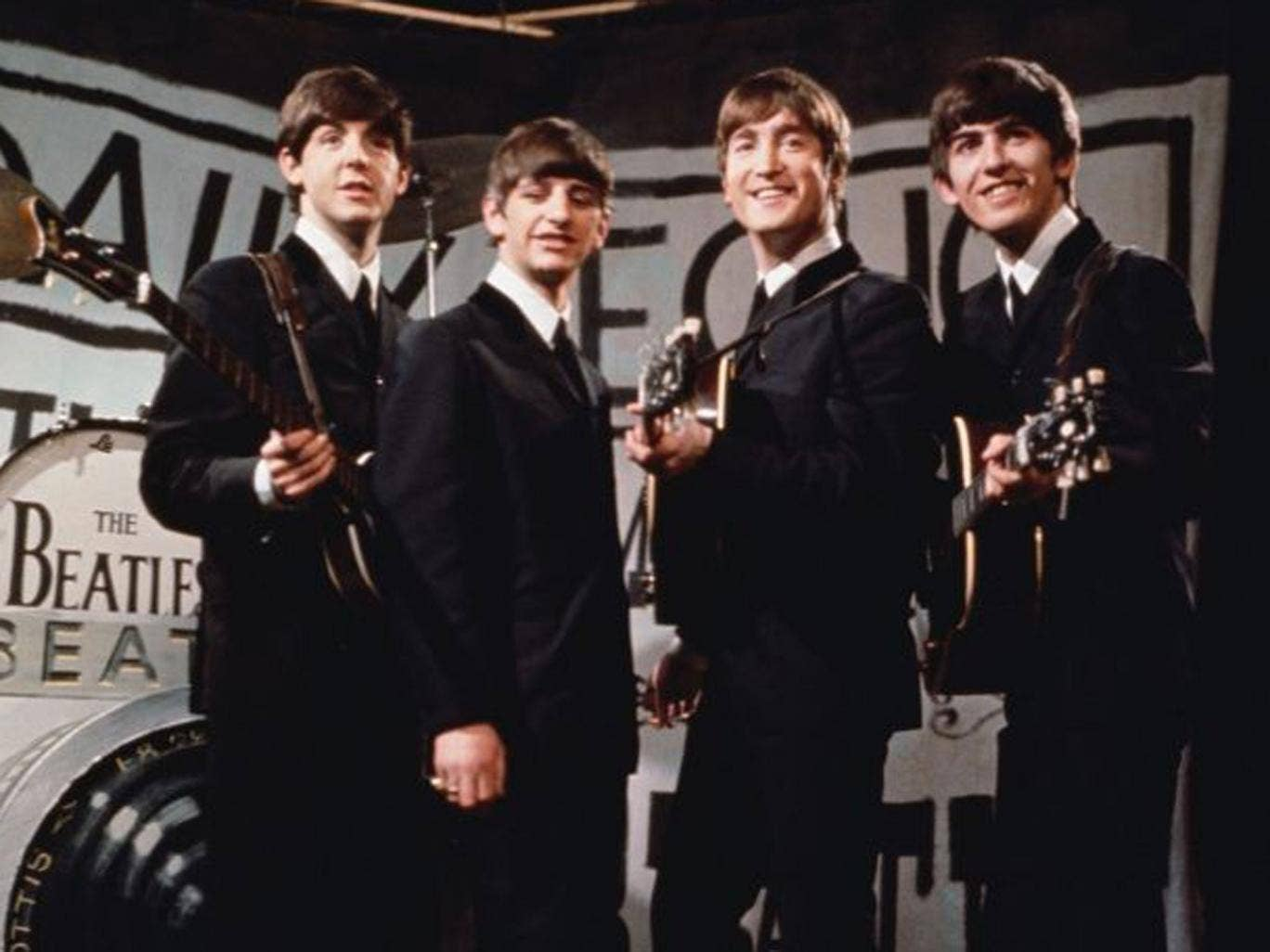 The Beatles made it into The Feeling's 12-minute medley of British rock's greatest achievements