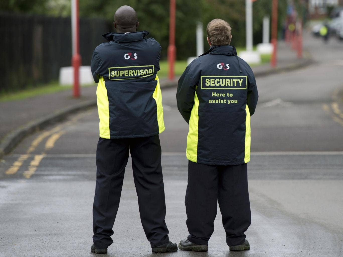 Under fire: G4S are under investigation and contracts are on hold after it was found to have overcharged taxpayers to monitor tags which didn't exist