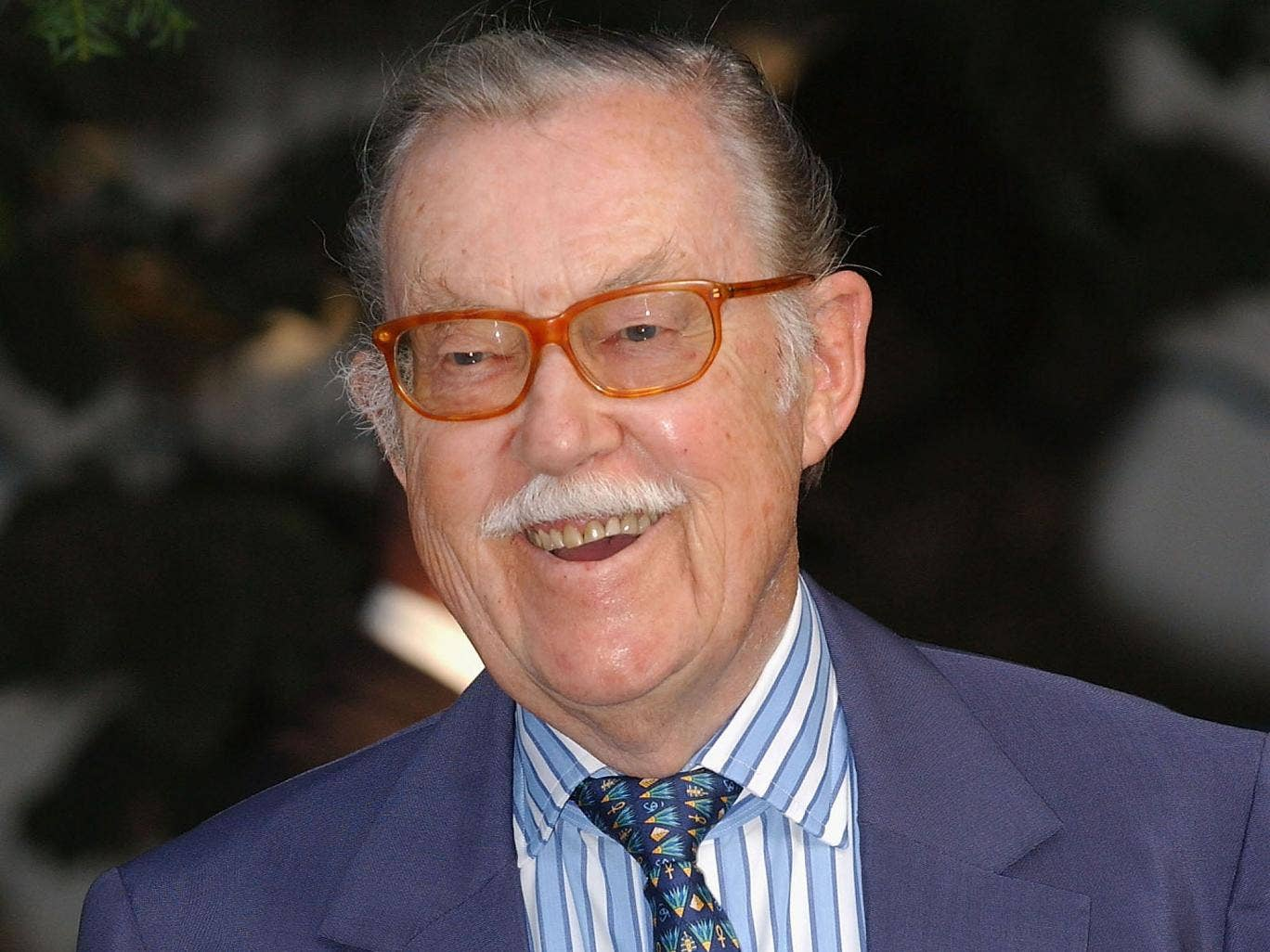 The broadcaster Alan Whicker has died, aged 87