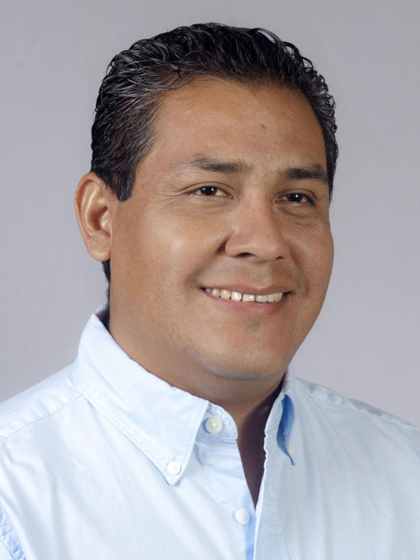 Leninguer Carballido was certified dead by his family in 2010, but recently won an election