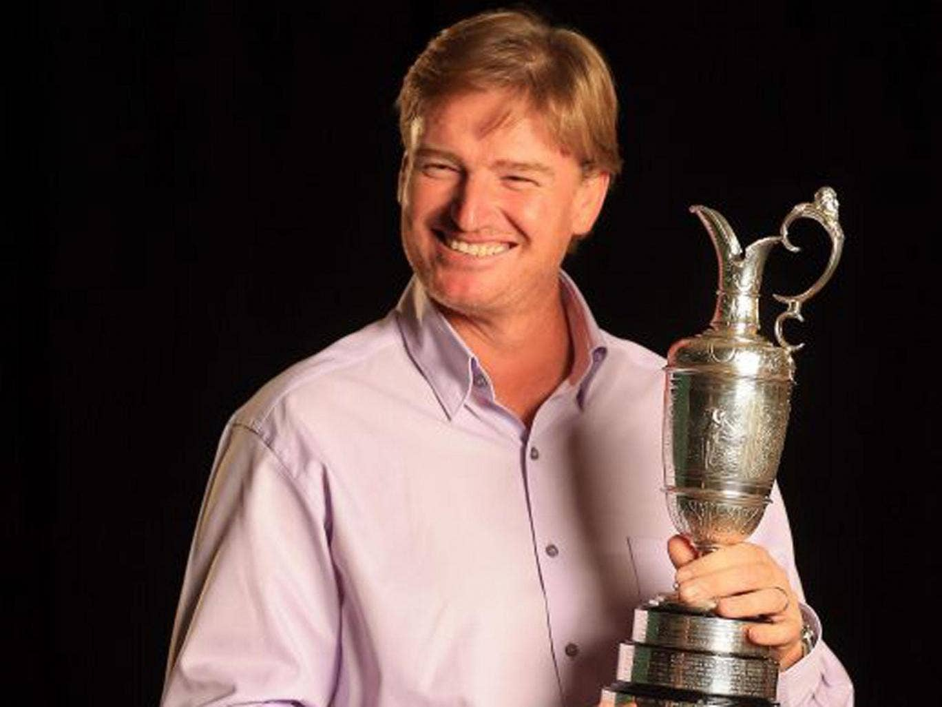 Ernie Els returns to Muirfield next week, scene of his first Open Championship triumph in 2002