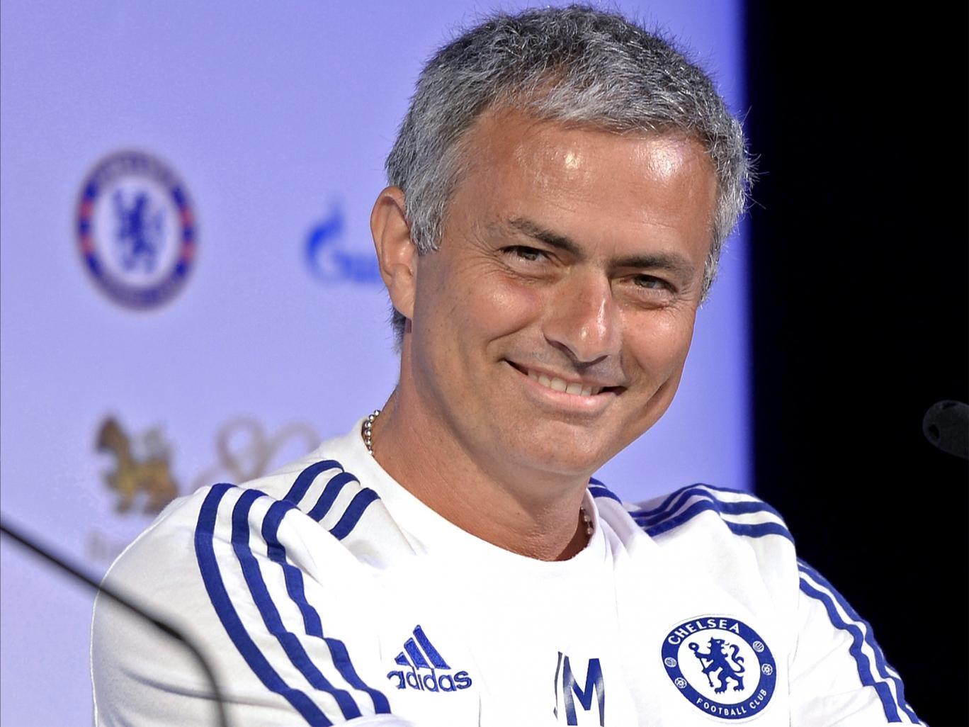 Stirring the pot: Jose Mourinho