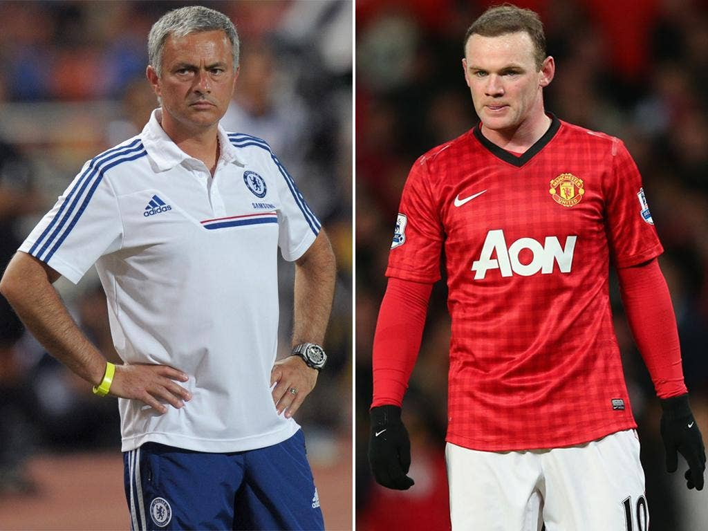 Jose Mourinho confirmed that Chelsea had made an 'economic bid' for Wayne Rooney