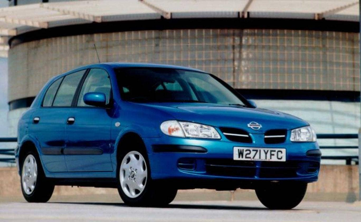 Buying Japanese is the safest route to take and a Nissan Almera is best