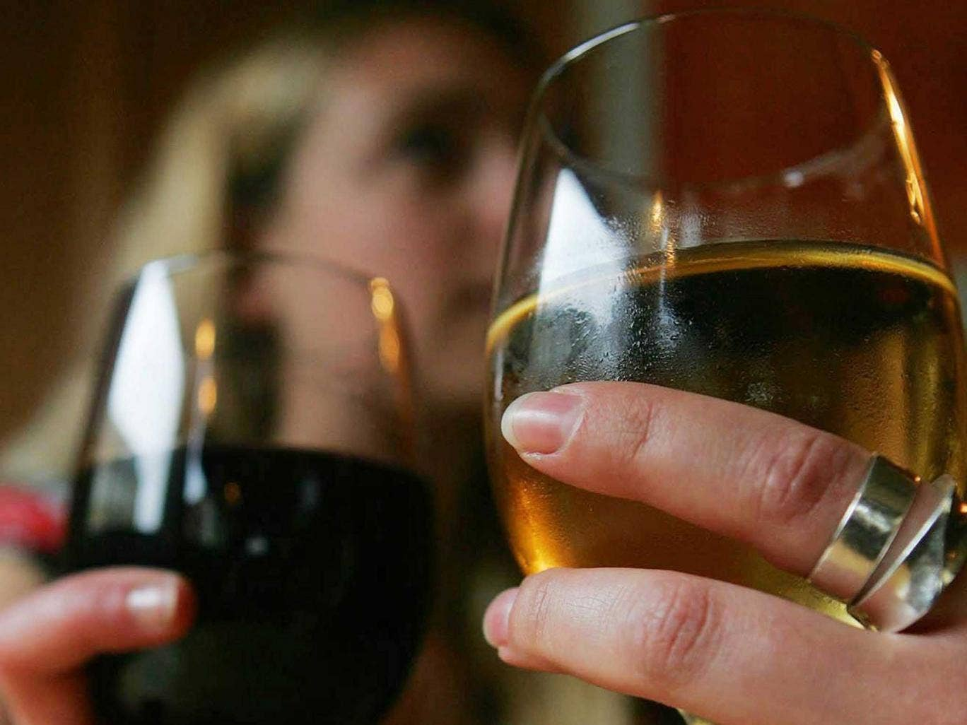 The number of alcohol-related deaths of women born in the 1970s has 'disproportionately increased' since the middle of the last decade