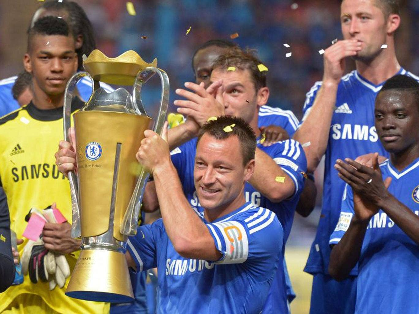 John Terry will get no favours from Jose Mourinho
