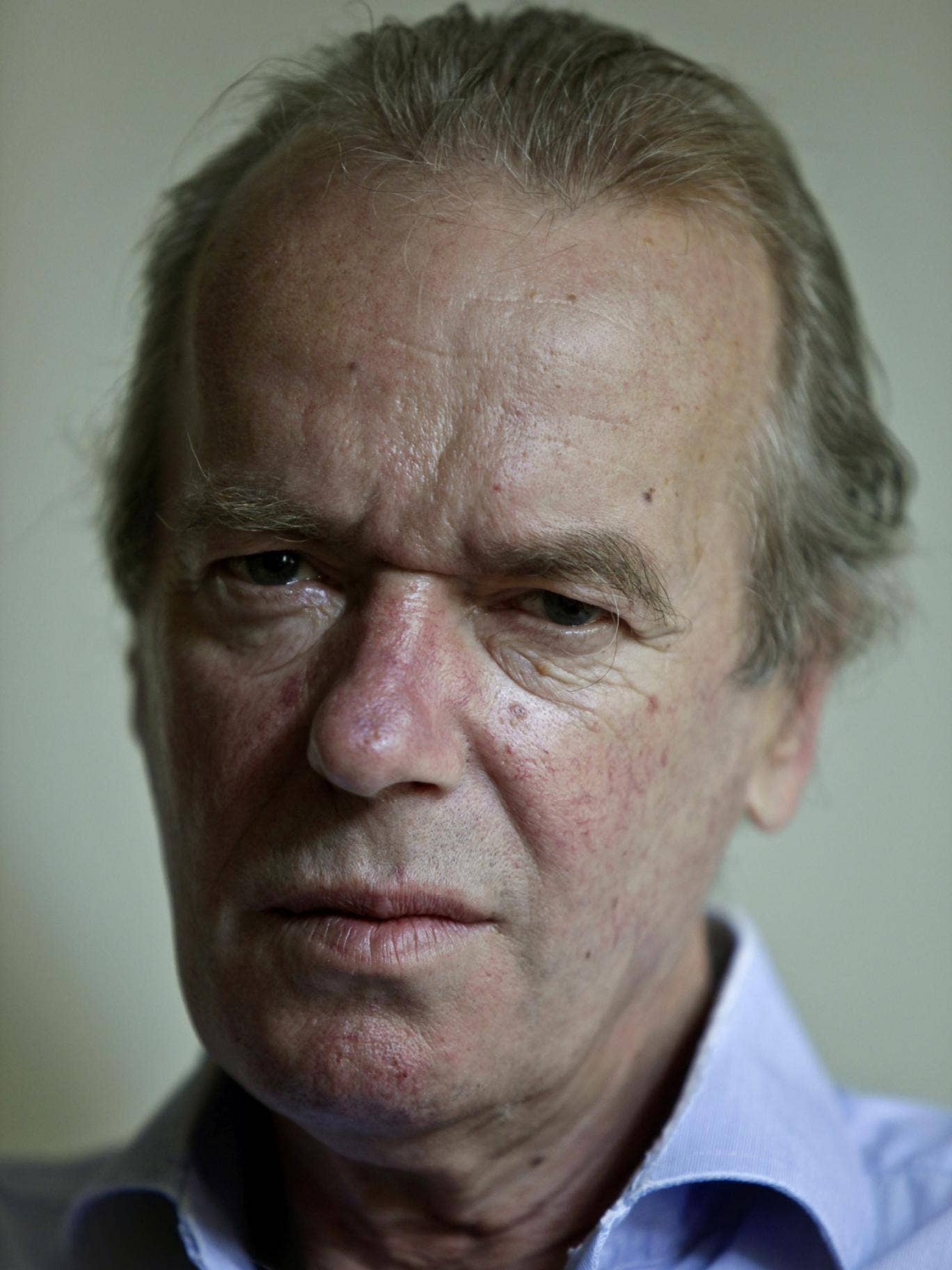 Martin Amis: Taken to task over rash decisions and ill-judged statements