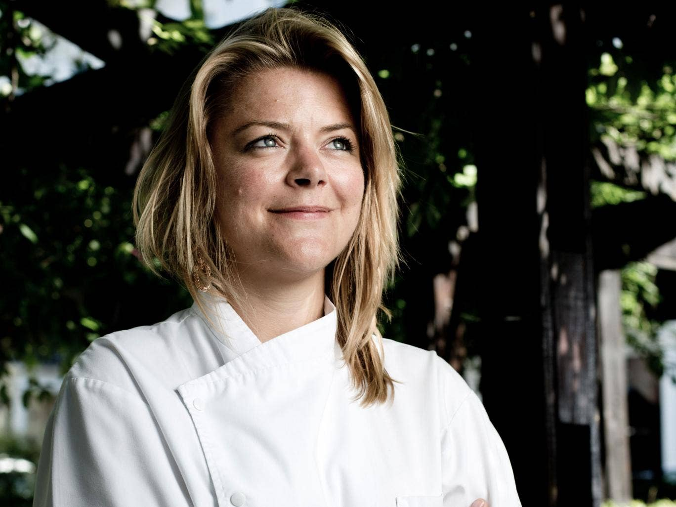 Marianne Lumb: Understanding the key to success is managing scale. Lumb's first restaurant, in west London, will have just 14 seats.