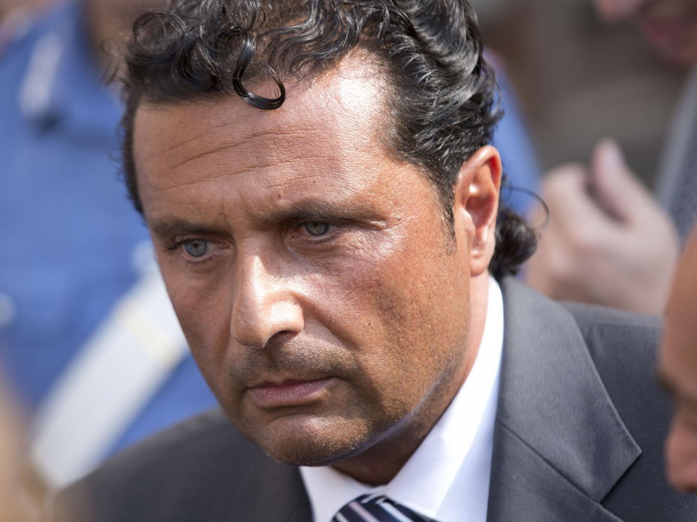 Ship's captain Francesco Schettino awaits his fate