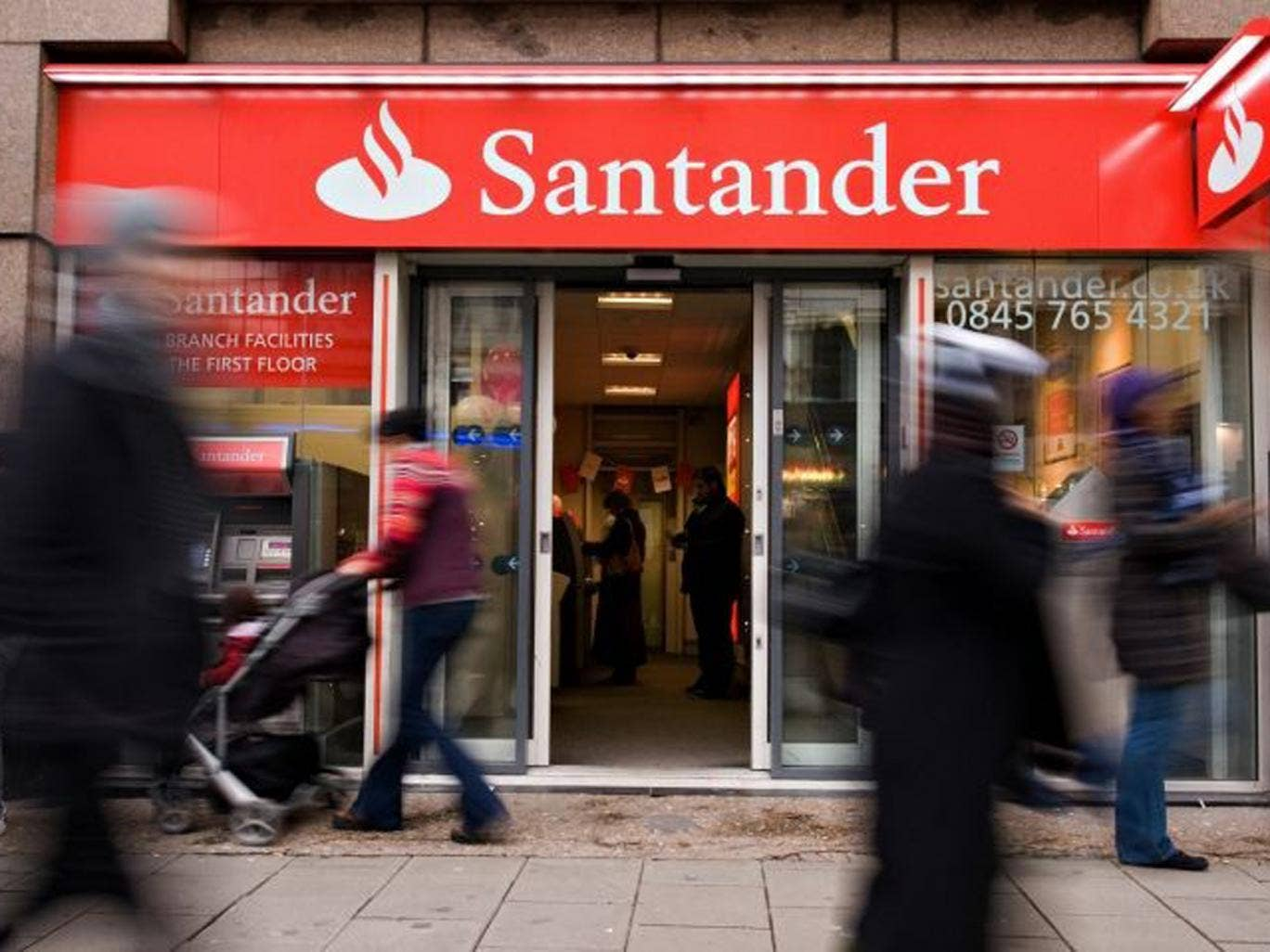 Santander may not be the only bank to take flight from these accounts