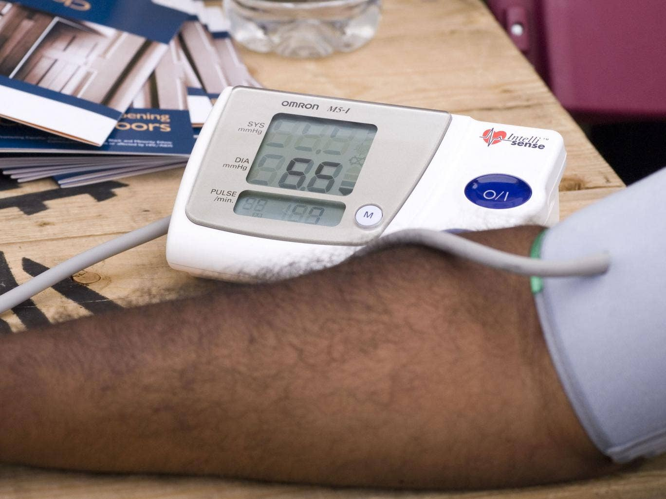 Checks, including blood pressure, can save 650 lives a year