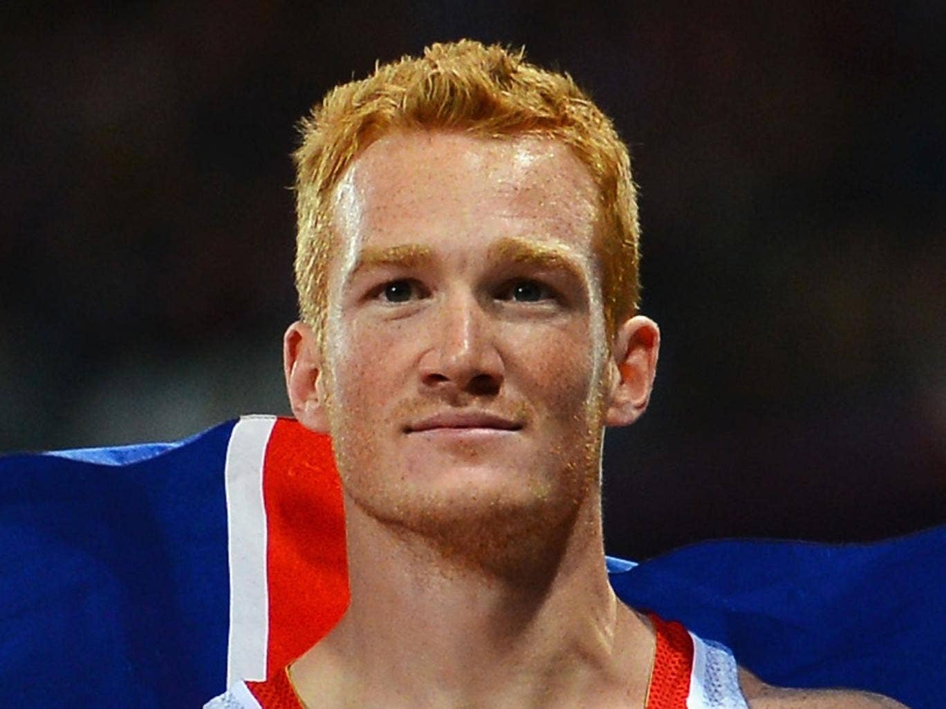 Rutherford smashed the British long jump record