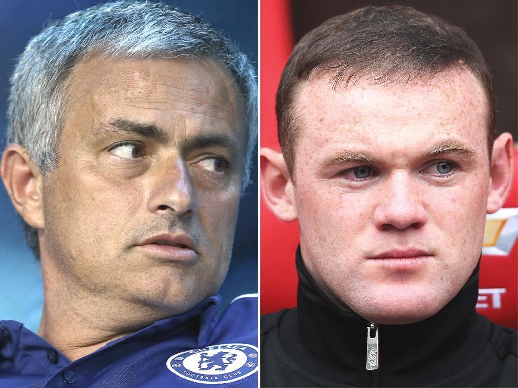 Mourinho seems intent on capturing Rooney