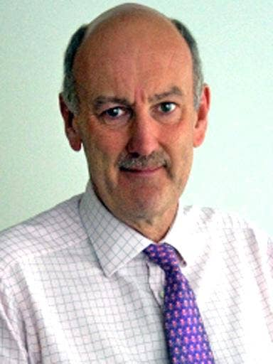 Sir Ian Andrews, who resigned as chairman of Soca on 1 August 2013