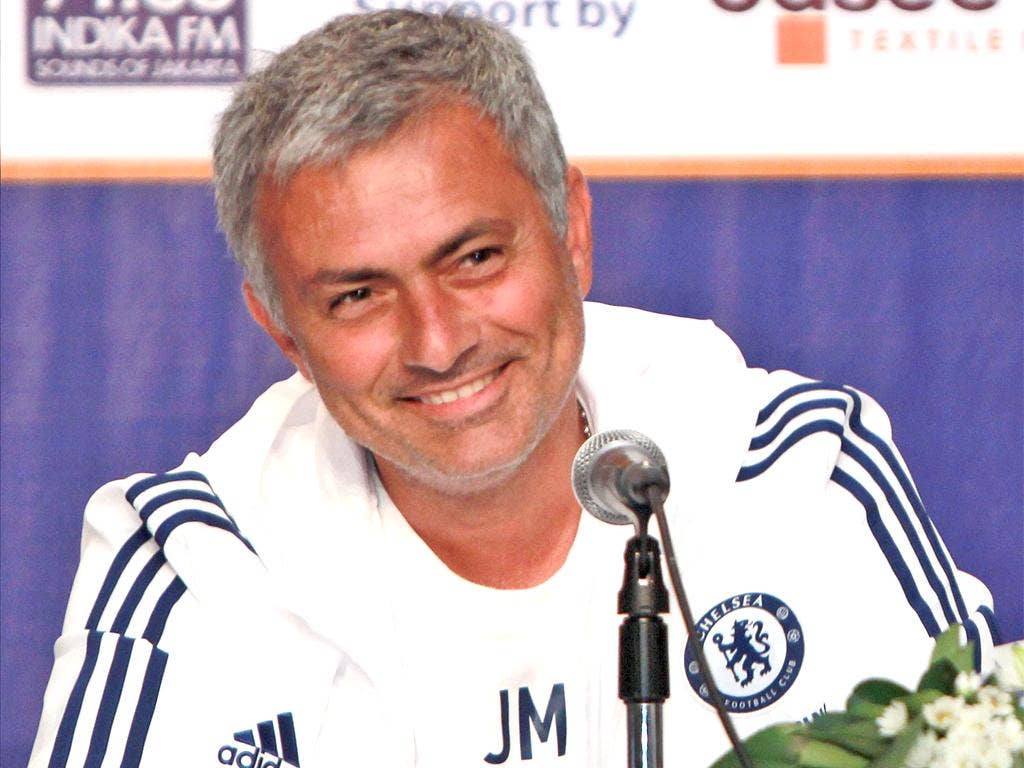 Mourinho is positioning himself at Chelsea as a teacher