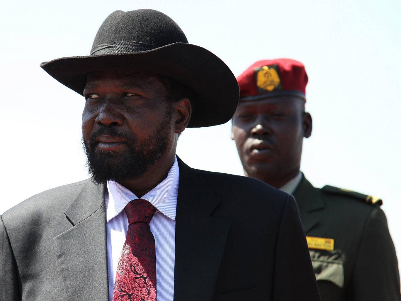 Salva Kiir dissolved the South Sudan government