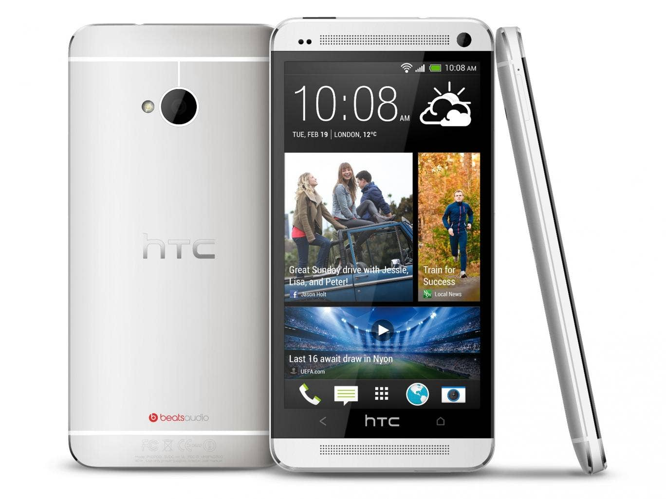 App off: Android phones like the HTC One haven't impressed Manjoo