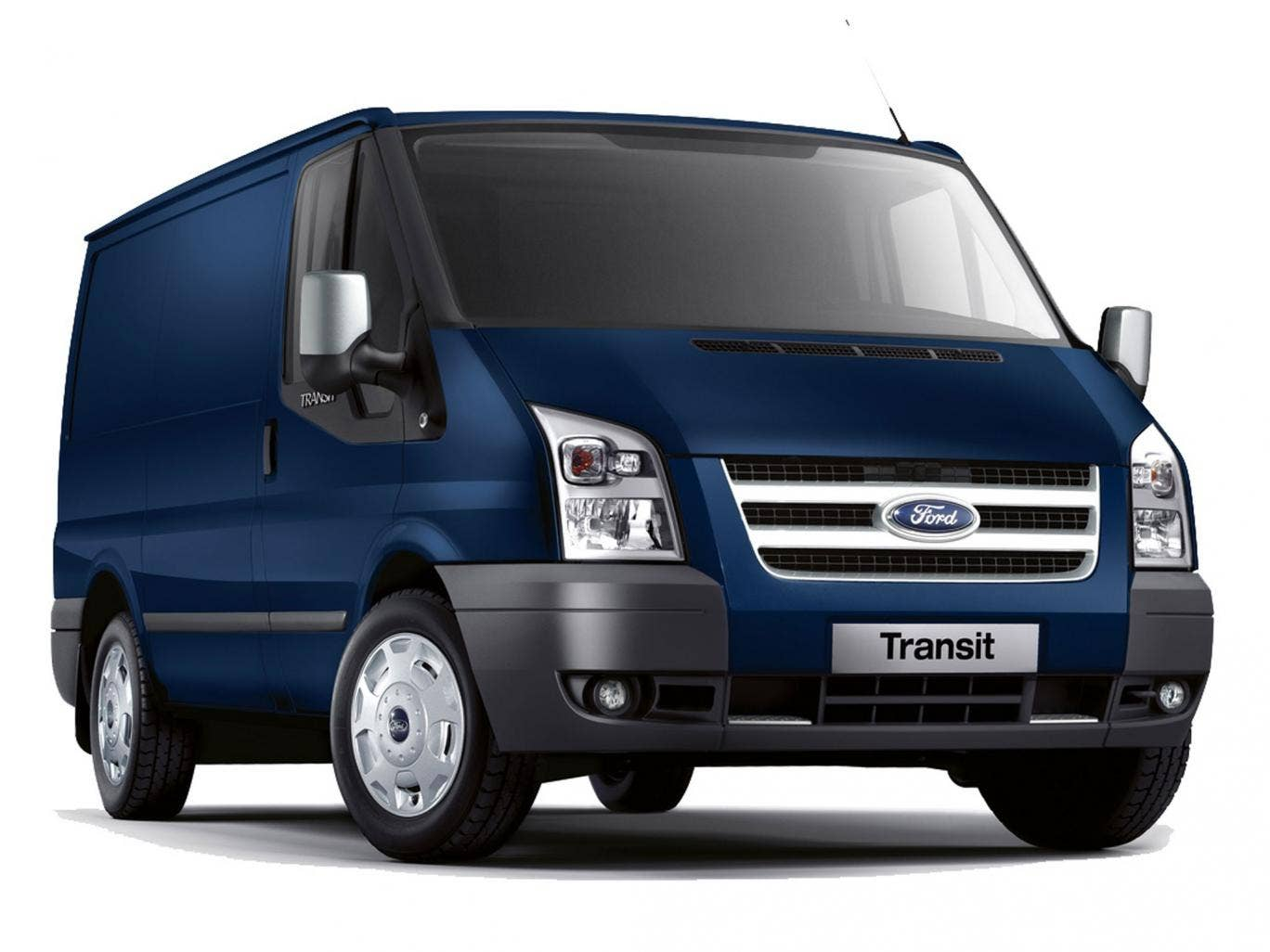 The transit van is no longer a minor British institution