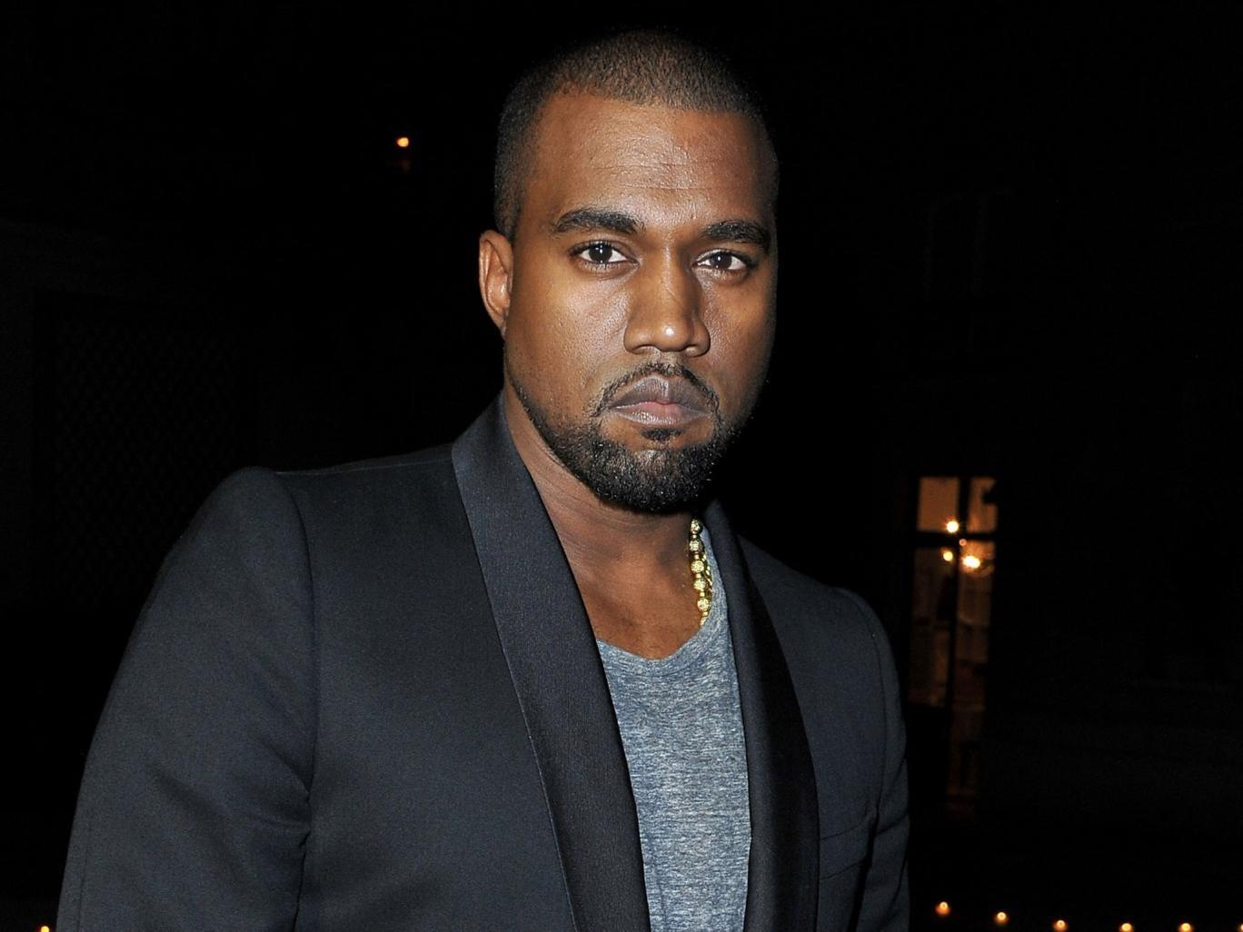 Kanye is writing a script with Brett Easton Ellis