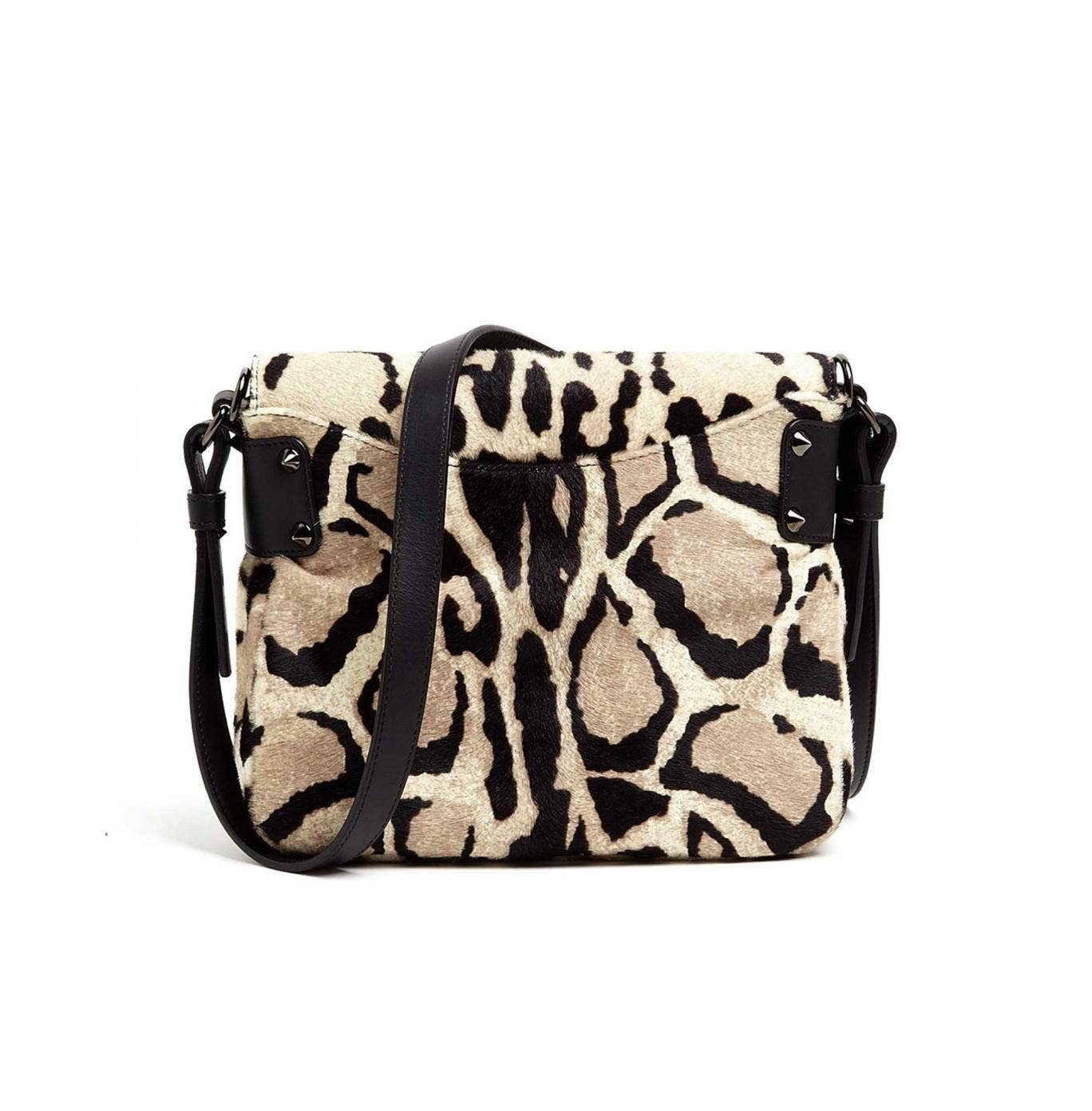Elena Ghisellini pony-hair bag, £725, my-wardrobe.com