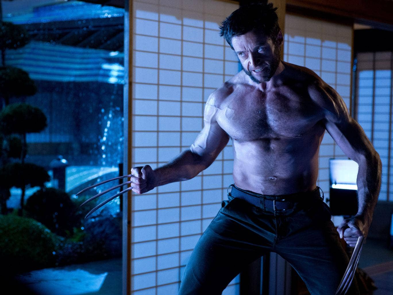 Hugh Jackman bears his claws and loses the plot in X-Men movie 'The Wolverine'