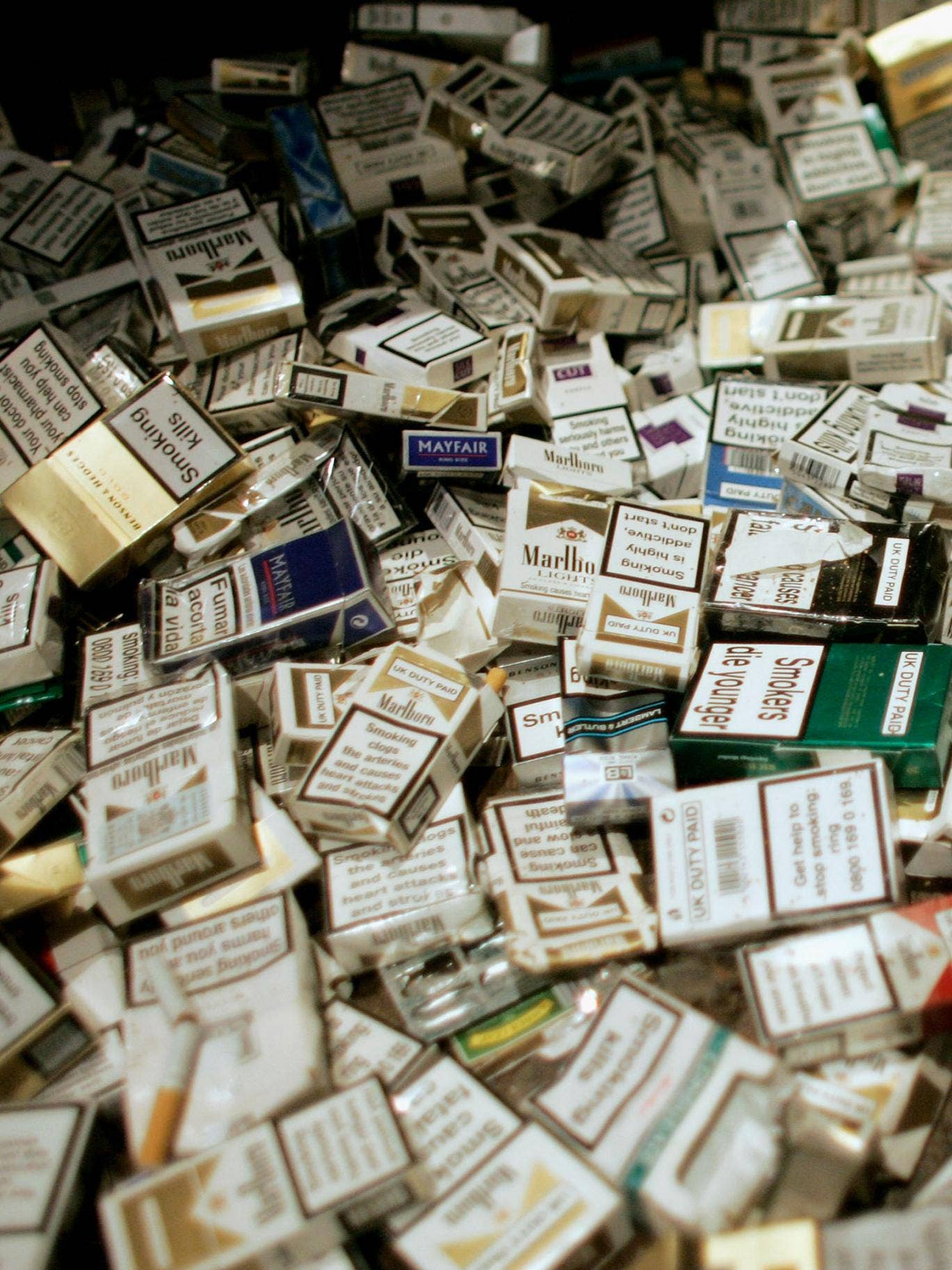 Philip Morris International, the world's largest tobacco firm, created a database tracking every British MP's opinion on plain cigarette packaging as part of its successful lobbying campaign to block the rules