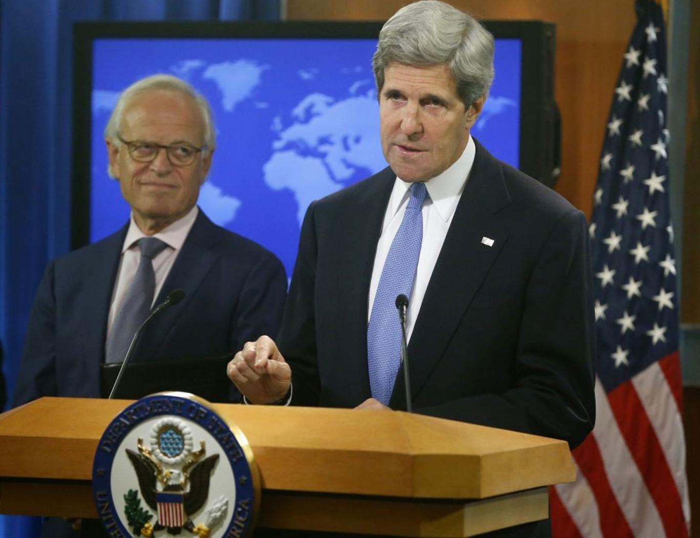 John Kerry will mediate in Israeli-Palestinian peace talks