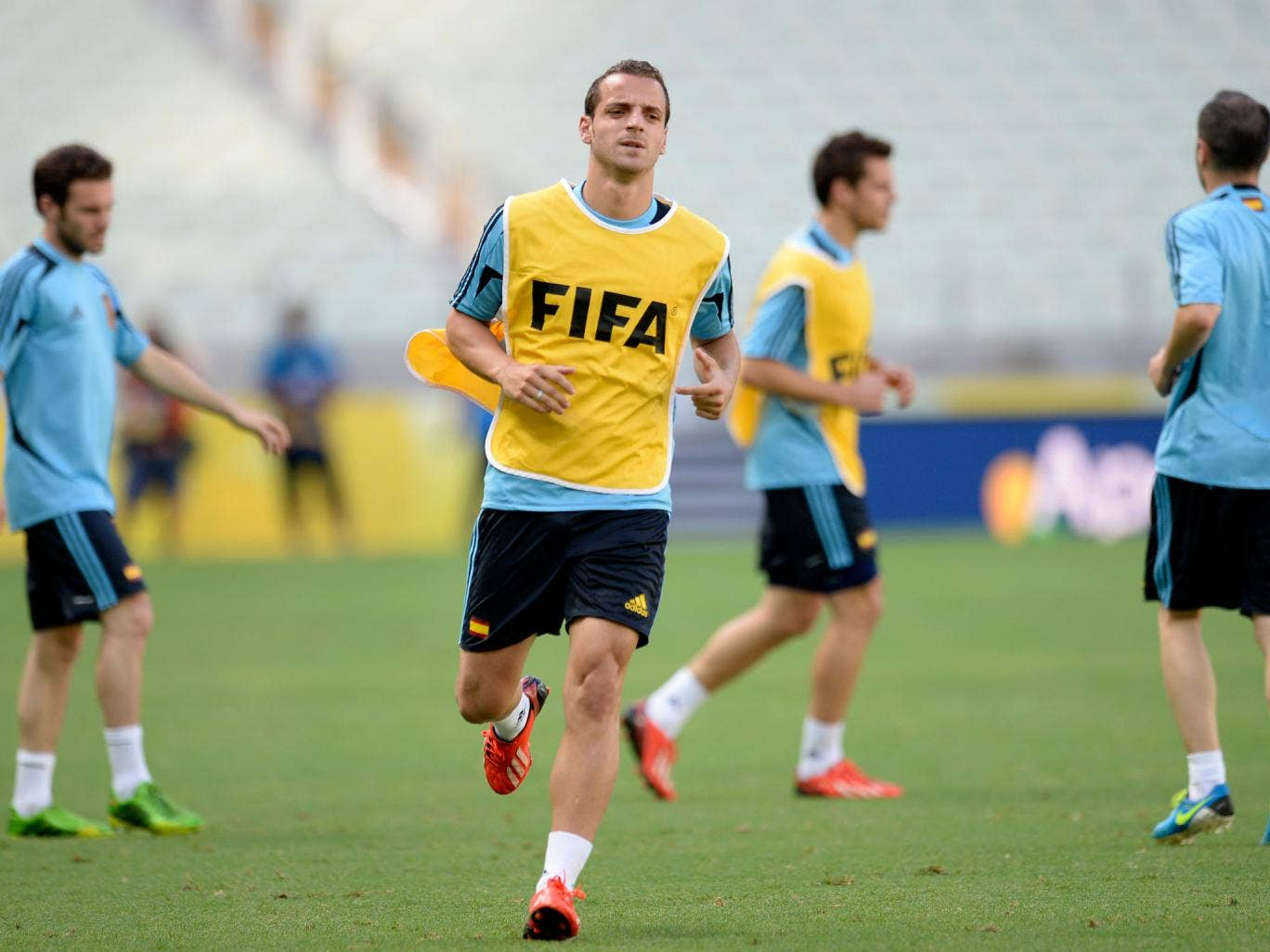 Roberto Soldado looks set to join Spurs after a deal was agreed with his current club Valencia