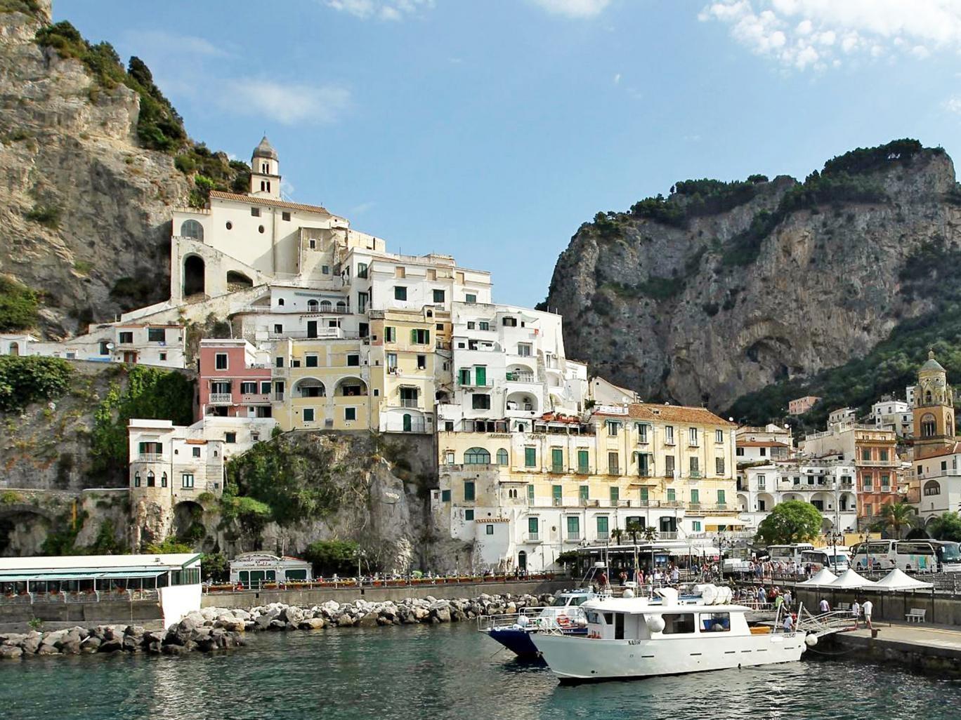 That's amore: the seductive Amalfi coast