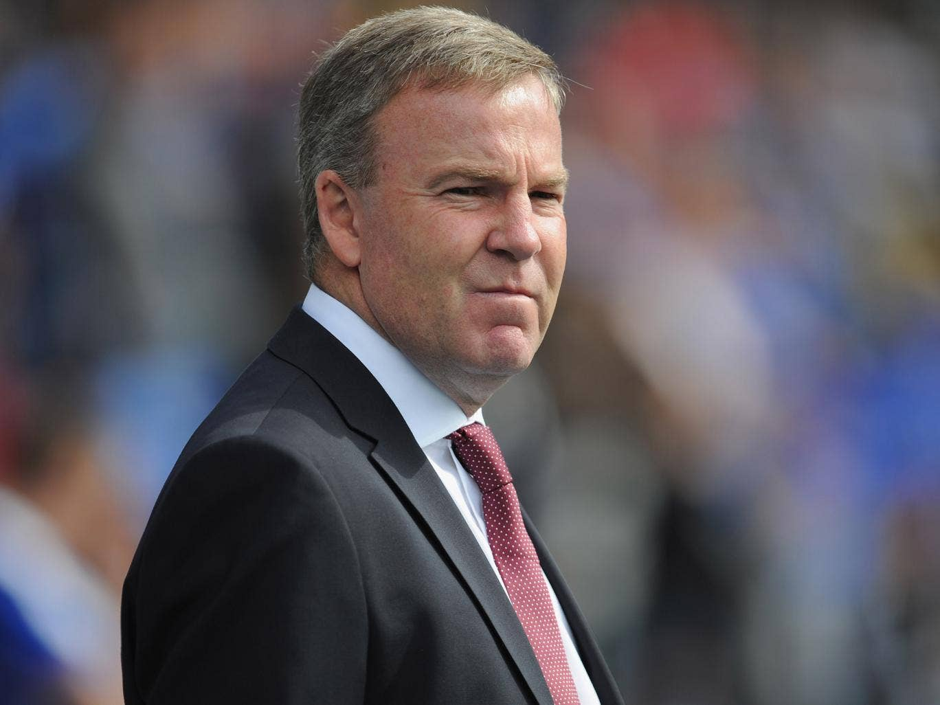 Kenny Jackett has joined Wolves with the task of taking them back up to the Championship