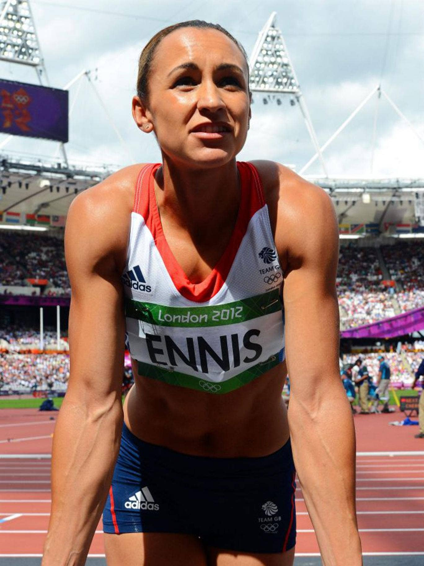 Jessica Ennis-Hill has been plagued by an Achilles injury