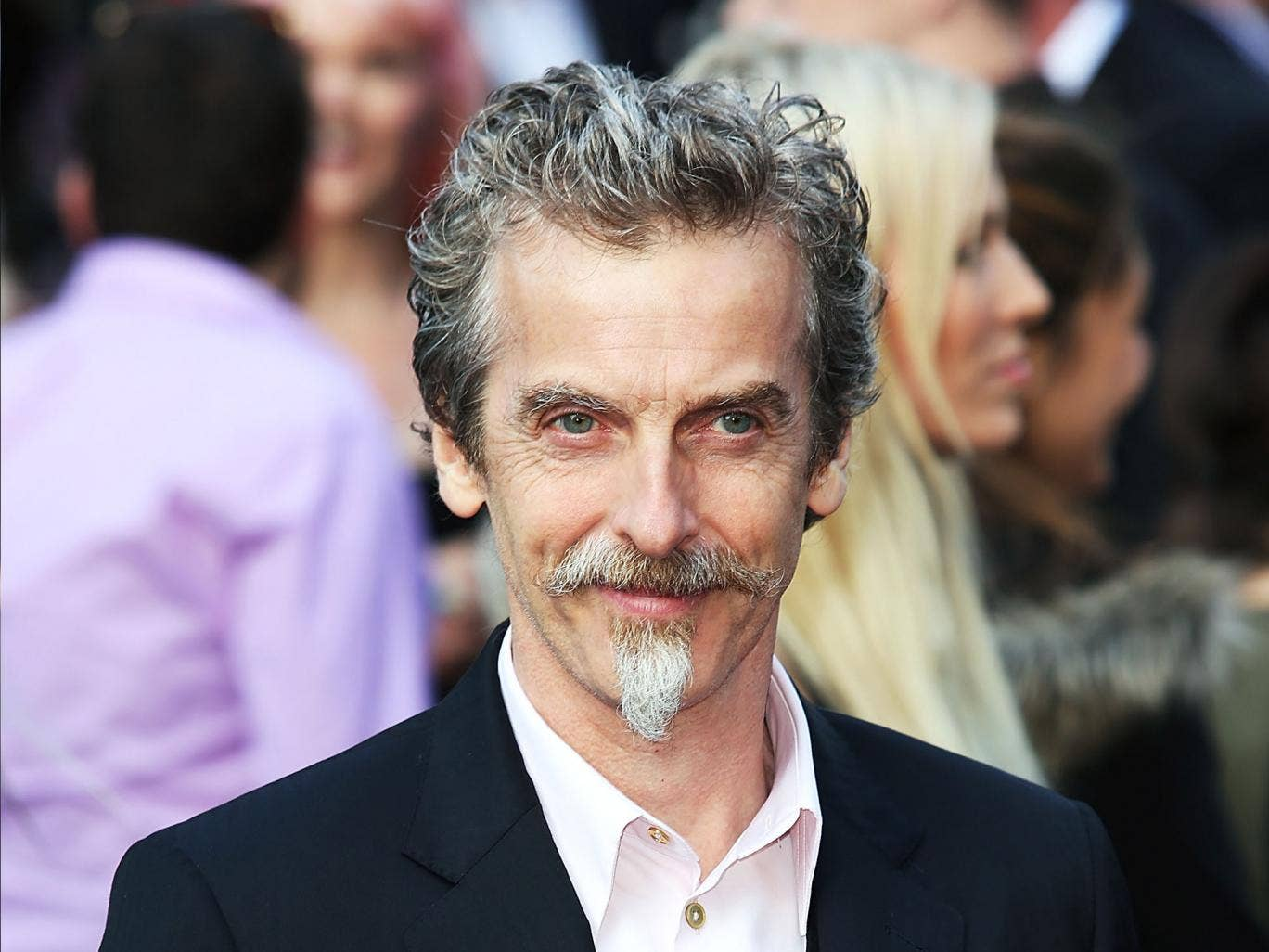 It could be Who: Capaldi