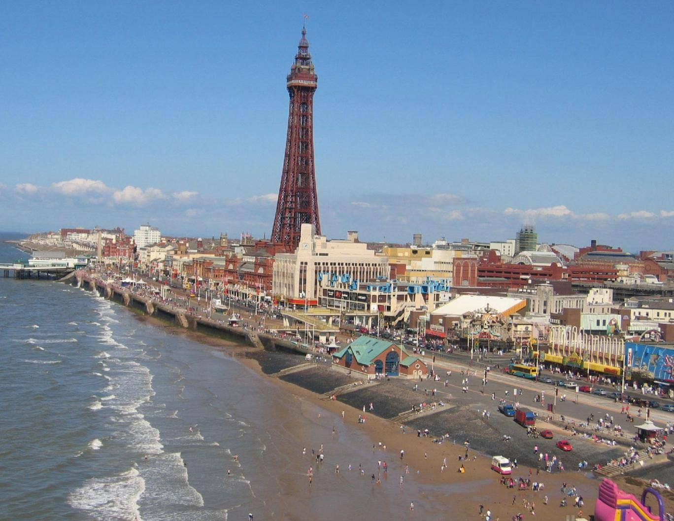 The report, entitled Turning the Tide, called for action to revive the fortunes of seaside towns like Blackpool in Lancashire