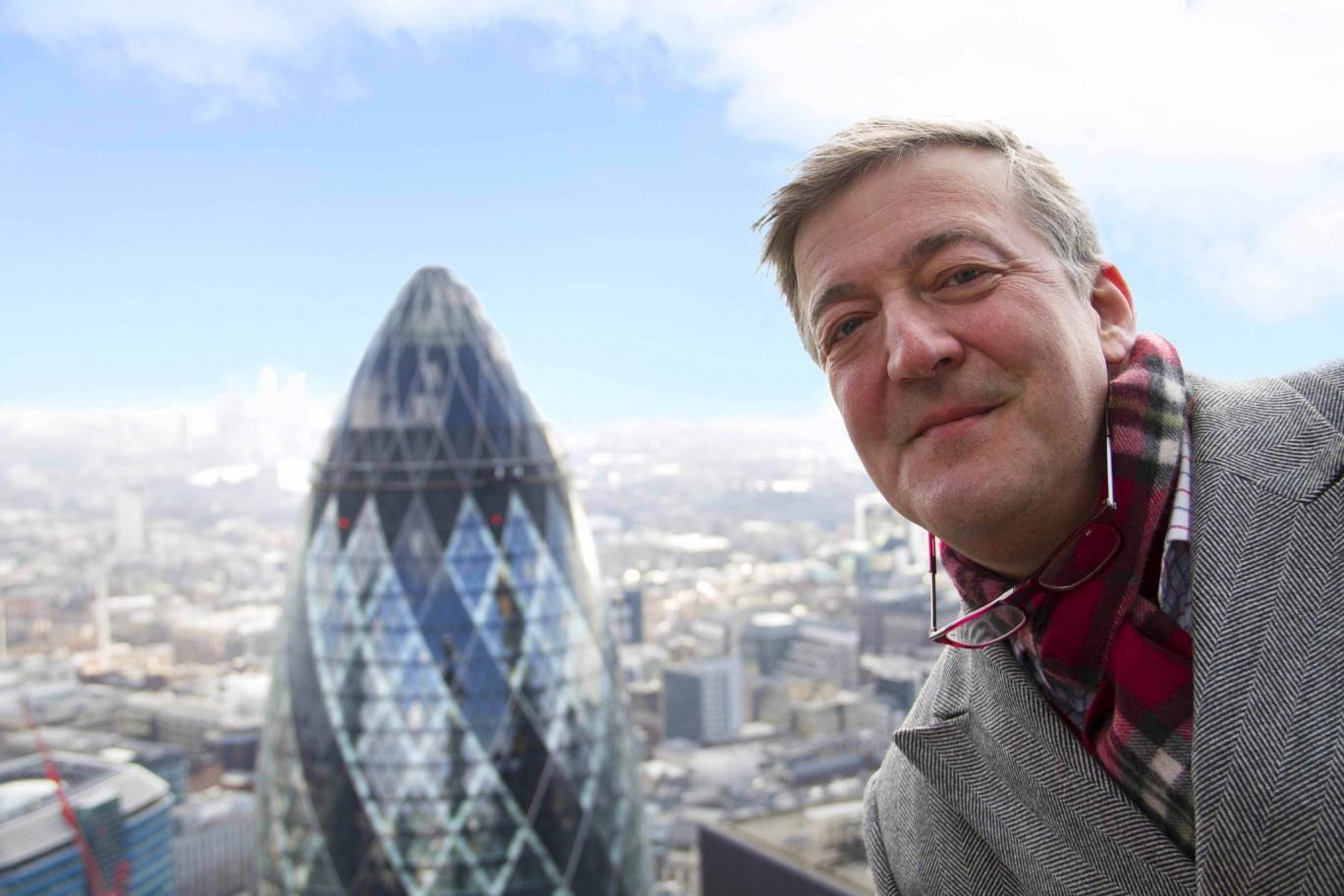 Stephen Fry's Keys to the City