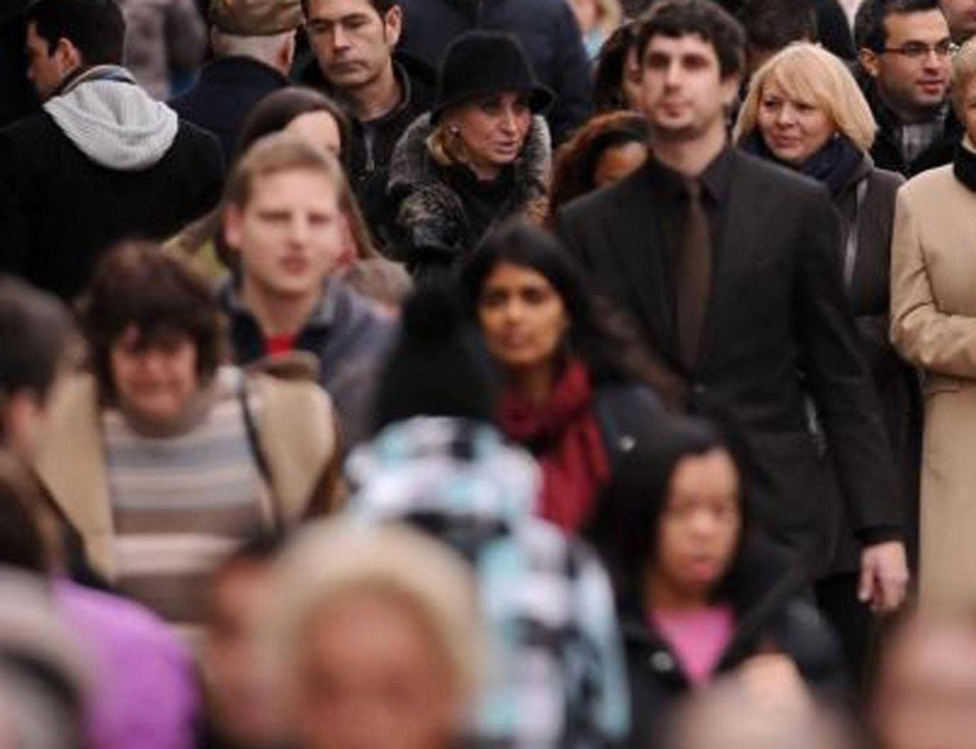 The UK's population grew more in the past year than any other in Europe