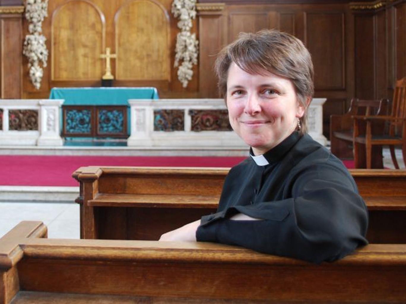 Rev Lucy Winkett